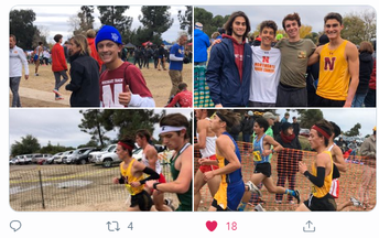 Our Cross Country runners crush the competition!