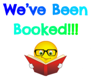 You've Been Booked!