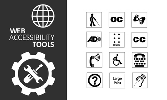 Digital Accessibility Tools & Resources