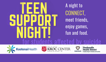 Teen Support Nights