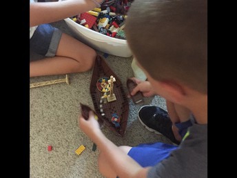 Engineering Fun with Legos