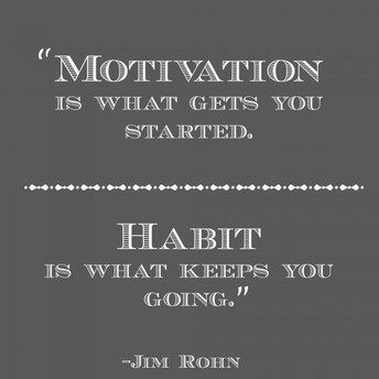 Keeping those good habits you built over the summer