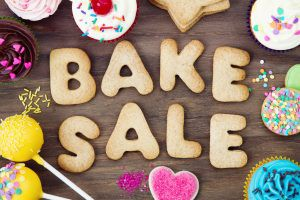 Student Council Bake Sale