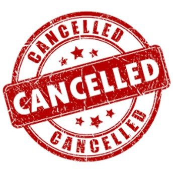 ALL AFTER-SCHOOL ACTIVITIES ARE CANCELLED FOR TODAY, OCTOBER 29TH