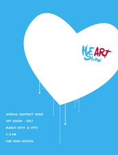 HsEART Show This Weekend