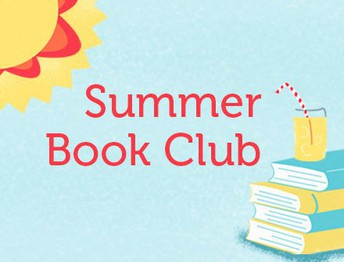 Optional Summer Book Club!