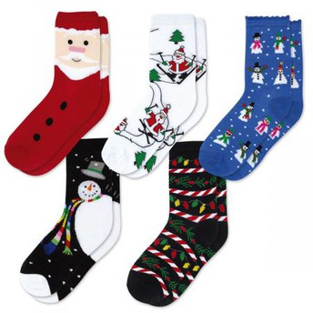 Holiday Sock Day