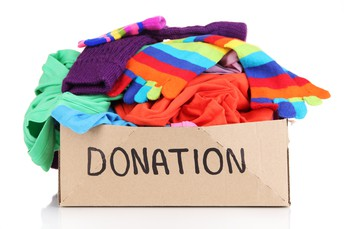 Clean Your Closets for a Cause