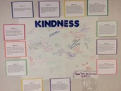Kindness Campaign Continues