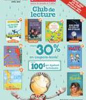 French Books: Club de Lecture