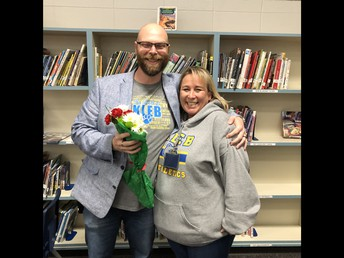 Teacher Assistant of the Year-- Stacy Dawson