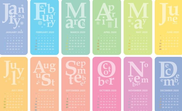 Approved Academic Calendar- 2020-21