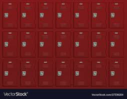 Lockers for 2020-2