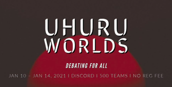Uhuru Worlds Debating Championships