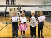 Preschool Awards
