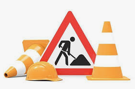 Heads up: Construction & Traffic