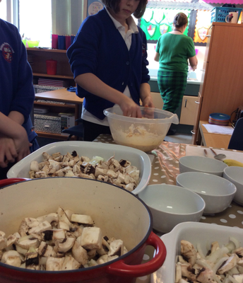 Y5 - Russian cooking