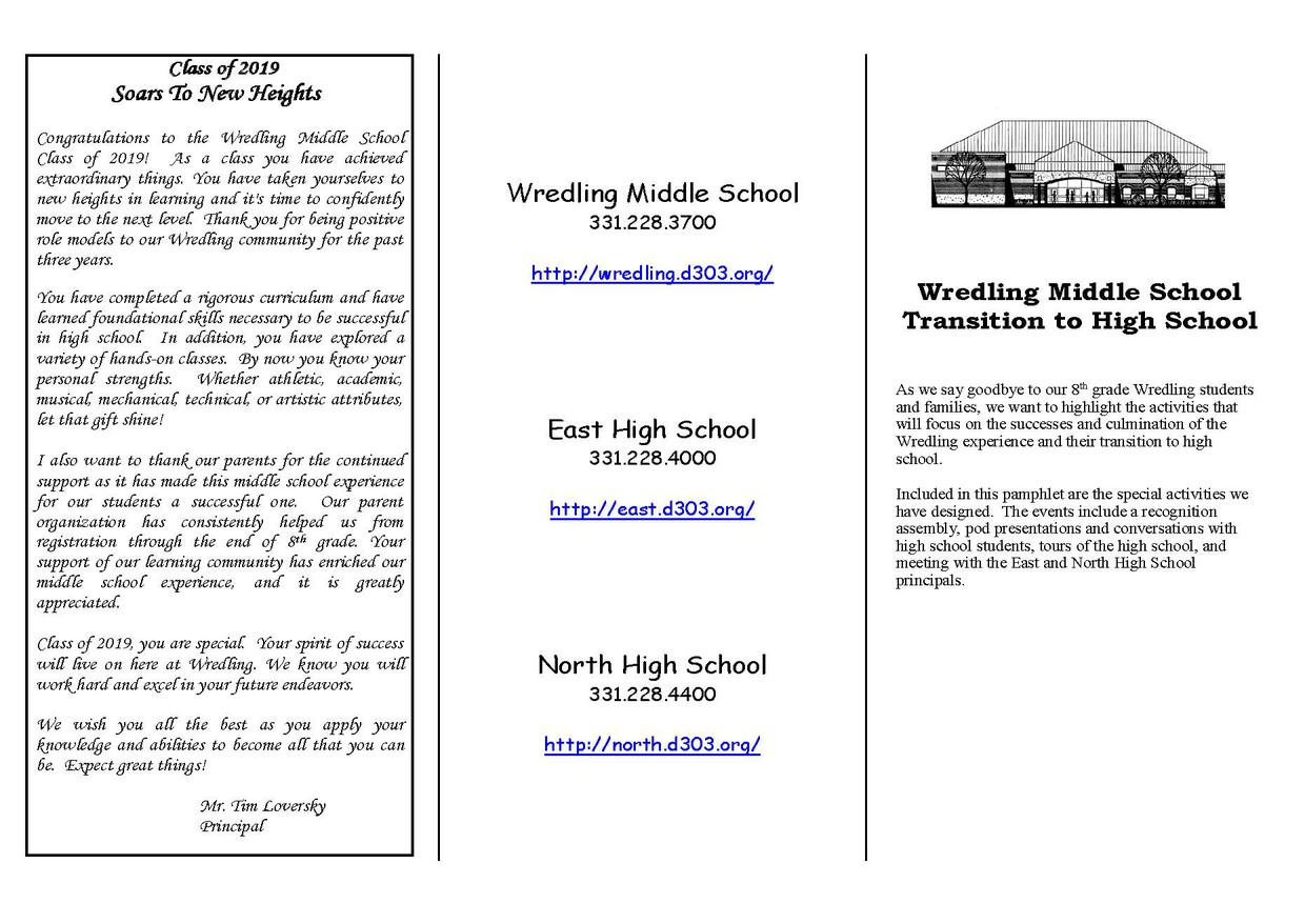 WMS Friday Forecast | Smore Newsletters
