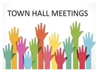 Town Hall Meeting 3/16/2021 6:30 pm