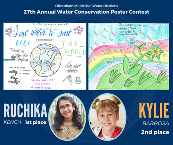 Stone Ranch Students Receive Top Placement in Art Contest