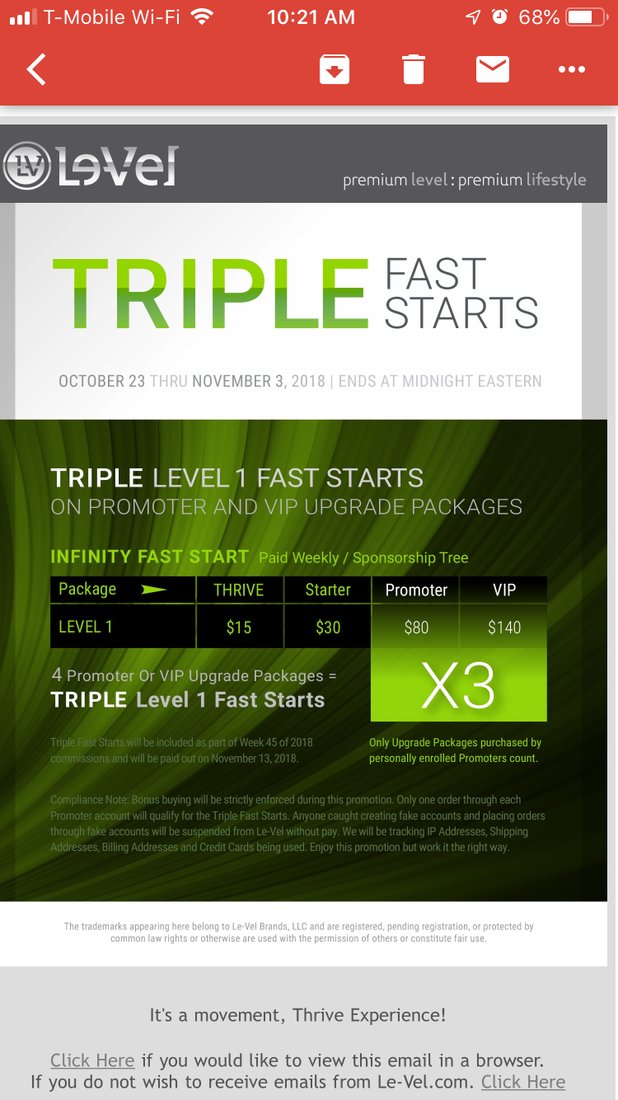 Triple Commissions is back! | Smore Newsletters for Business