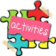 FAMILY ACTIVITY PACK  --  PACK ACTIVIDAD FAMILIAR