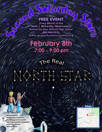 February Events at the Observatory