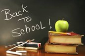 Back to School - August 23rd