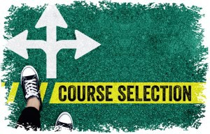 Course Selection Process for 10th Graders