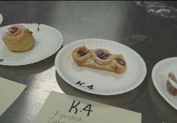 Culinary Arts Pastry War!