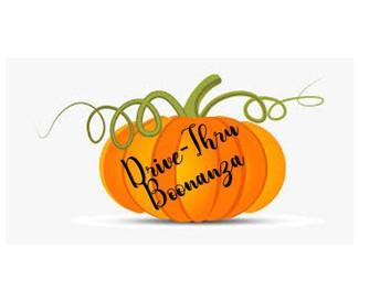 Drive-Thru BOOnanza! October 30, 2020 5:30 PM - 7:30 PM