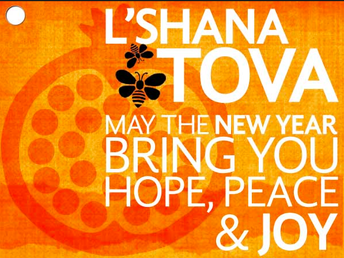 Happy Rosh Hashanah to all of our BSES Families Celebrating This Holiday!