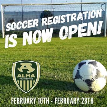Soccer Registration