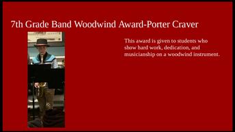 Porter Craver