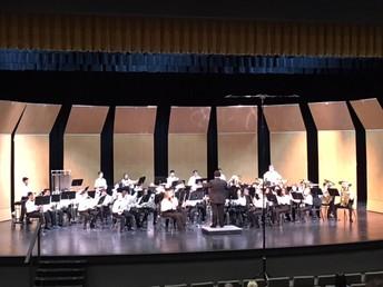 CHMS Varsity Band