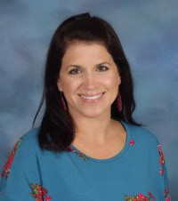 Kelly Bowman, 2nd grade teacher