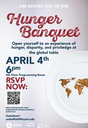 CRS Hunger Banquet