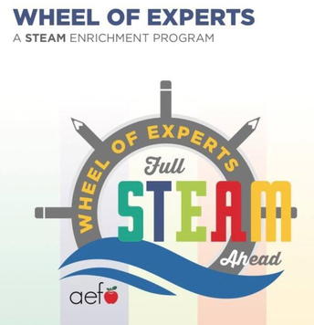 WHEEL OF EXPERTS - S.T.E.A.M. EFFORTS
