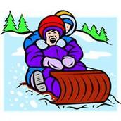 Snow fun-coming up