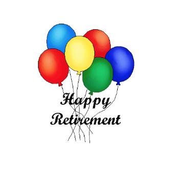 Retirement Announcement
