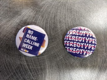 Pins Against Bullying and Stereotypes