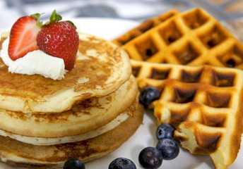 NHS/NJHS Presents All You Can Eat Pancake and Waffle Breakfast