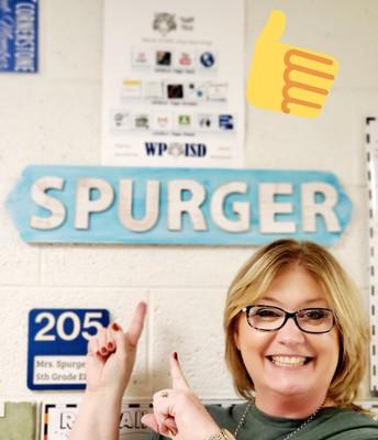 Mrs. Spurger