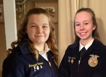 FFA Members to Receive State Degrees