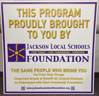 JACKSON LOCAL SCHOOLS FOUNDATION BUYS STAFF LUNCH