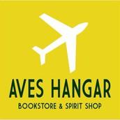 Aves hangar bookstore & spirit shop news