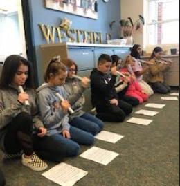 Music class bells mini-concert