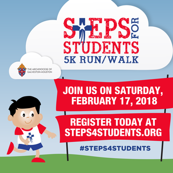Steps 4 Students 5K Run/Walk