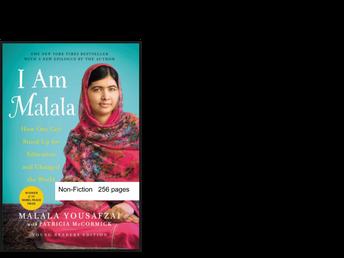 I am Malala - Young Adults edition