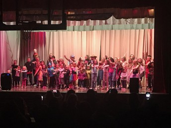 PTA Talent Show last Friday, March 15!